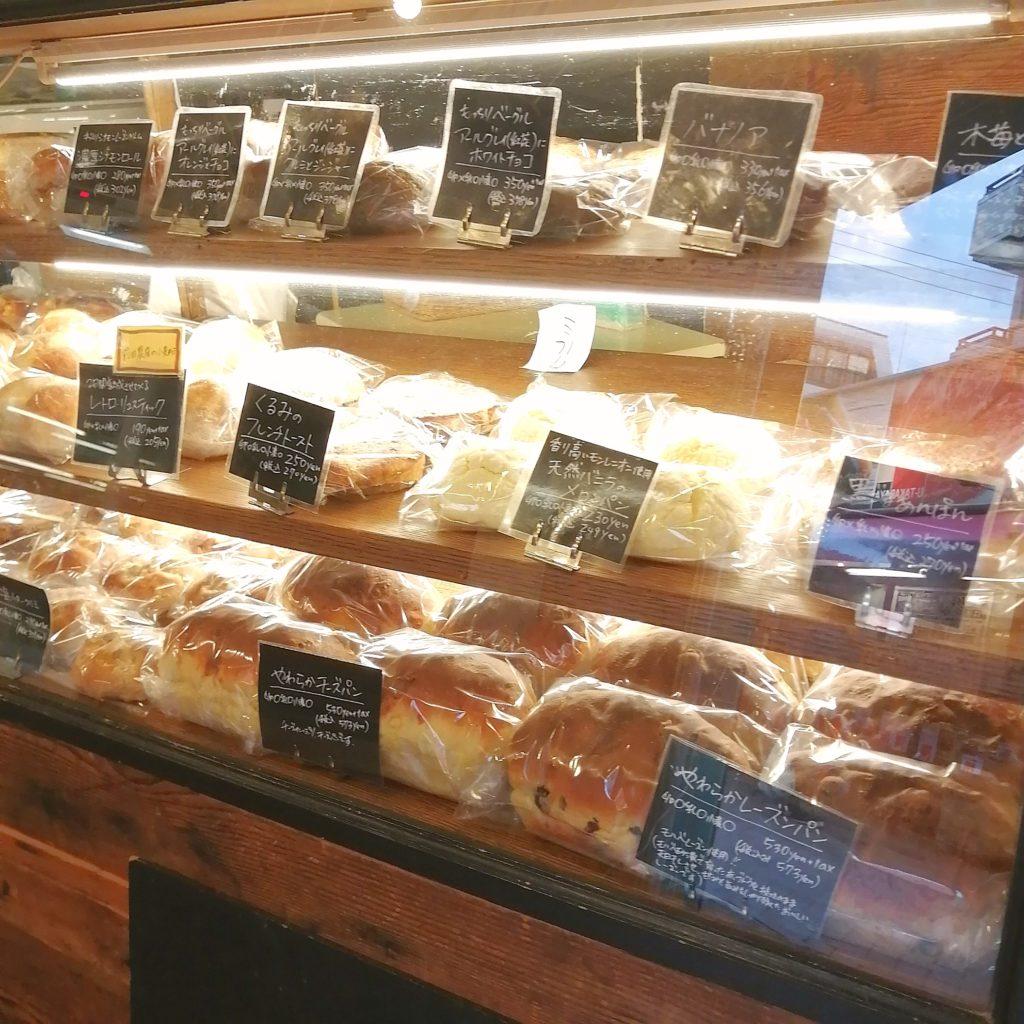 高円寺のパン屋さん「しげくに屋ベーカリー」店内