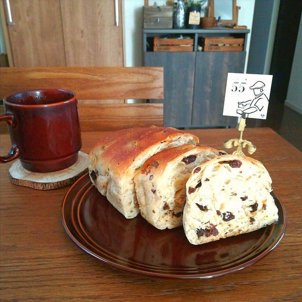 高円寺のパン屋さん「しげくに屋ベーカリー」やわらかレーズンパン
