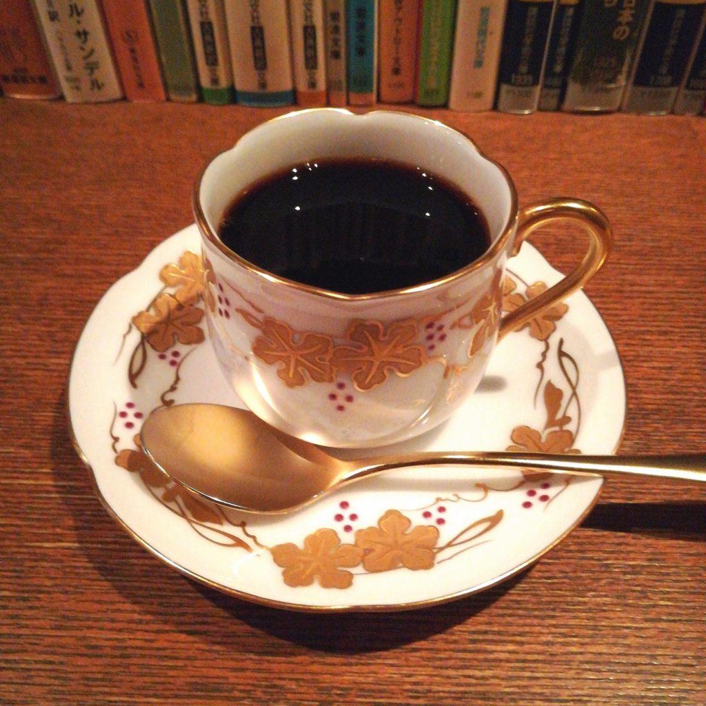 虎ノ門コーヒー「草枕」デミタス