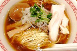 六九麺・醤油六九麺