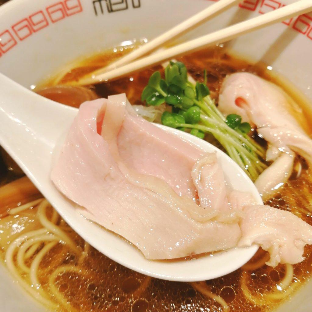 高円寺ラーメン「六九麺」鶏香 醤油六九麺・鶏叉焼