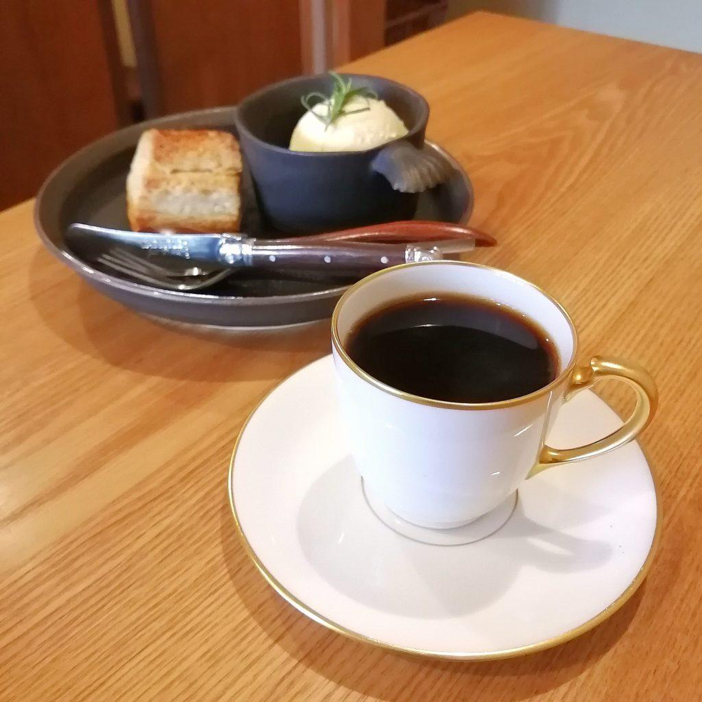 阿佐ヶ谷コーヒー「Bnei Coffee」デミタスと夕焼けスコーン