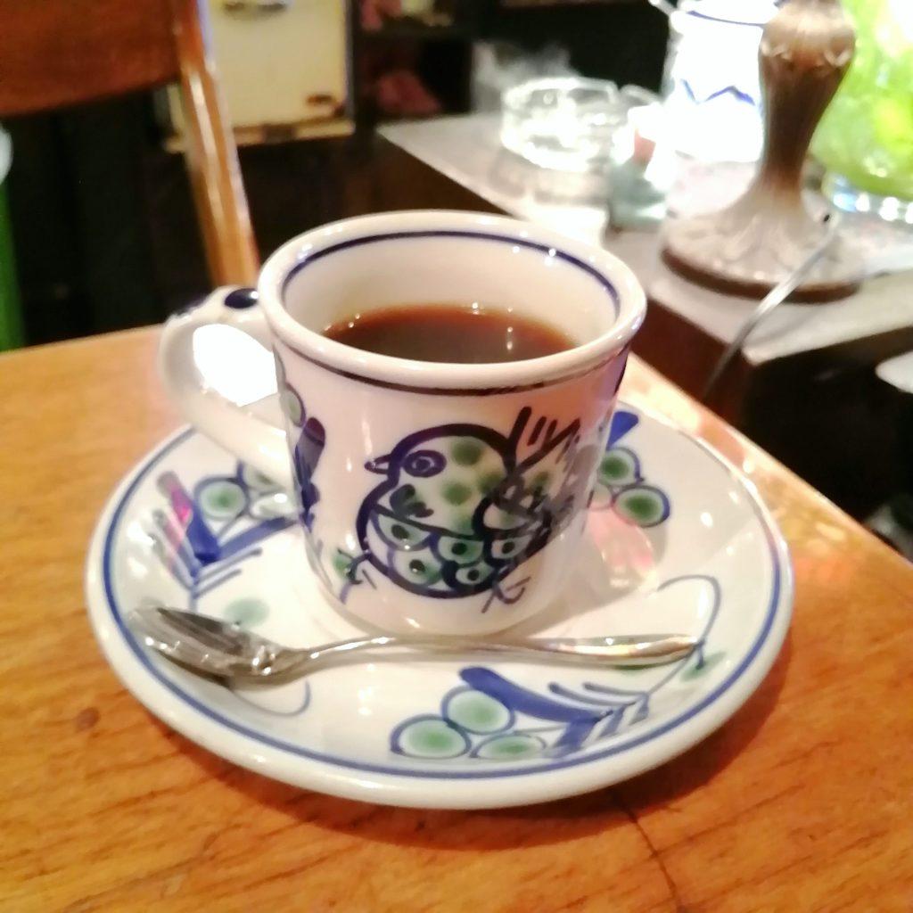 新高円寺カフェ「七つ森」イタリアンローストコーヒー