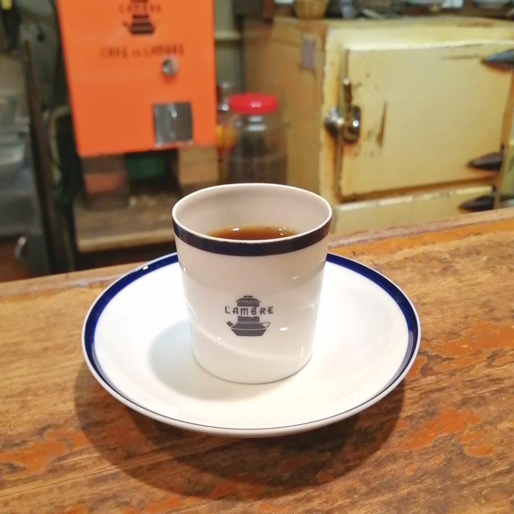 銀座コーヒー「カフェドランブル」オールドコーヒー