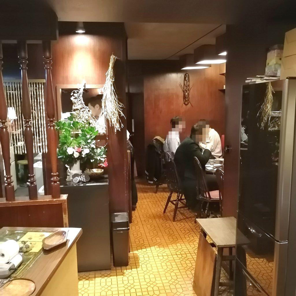 銀座コーヒー「カフェドランブル」店内