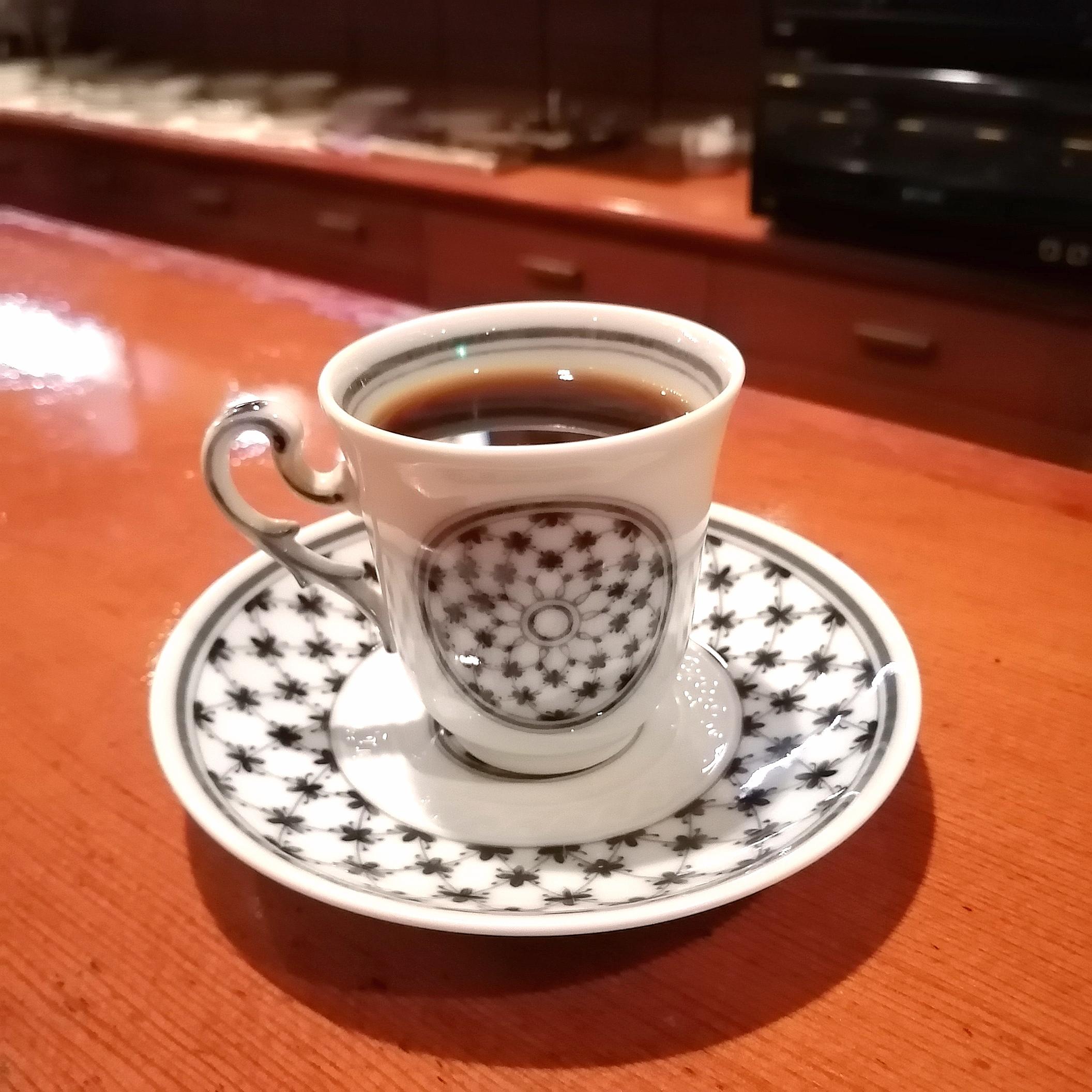十一房珈琲店・オールドコーヒー