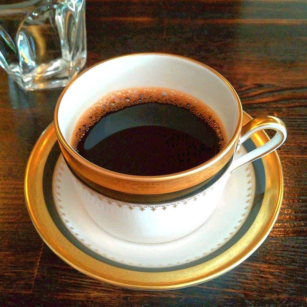 下北沢の自家焙煎コーヒー「珈琲屋うず」珈琲コロンビア
