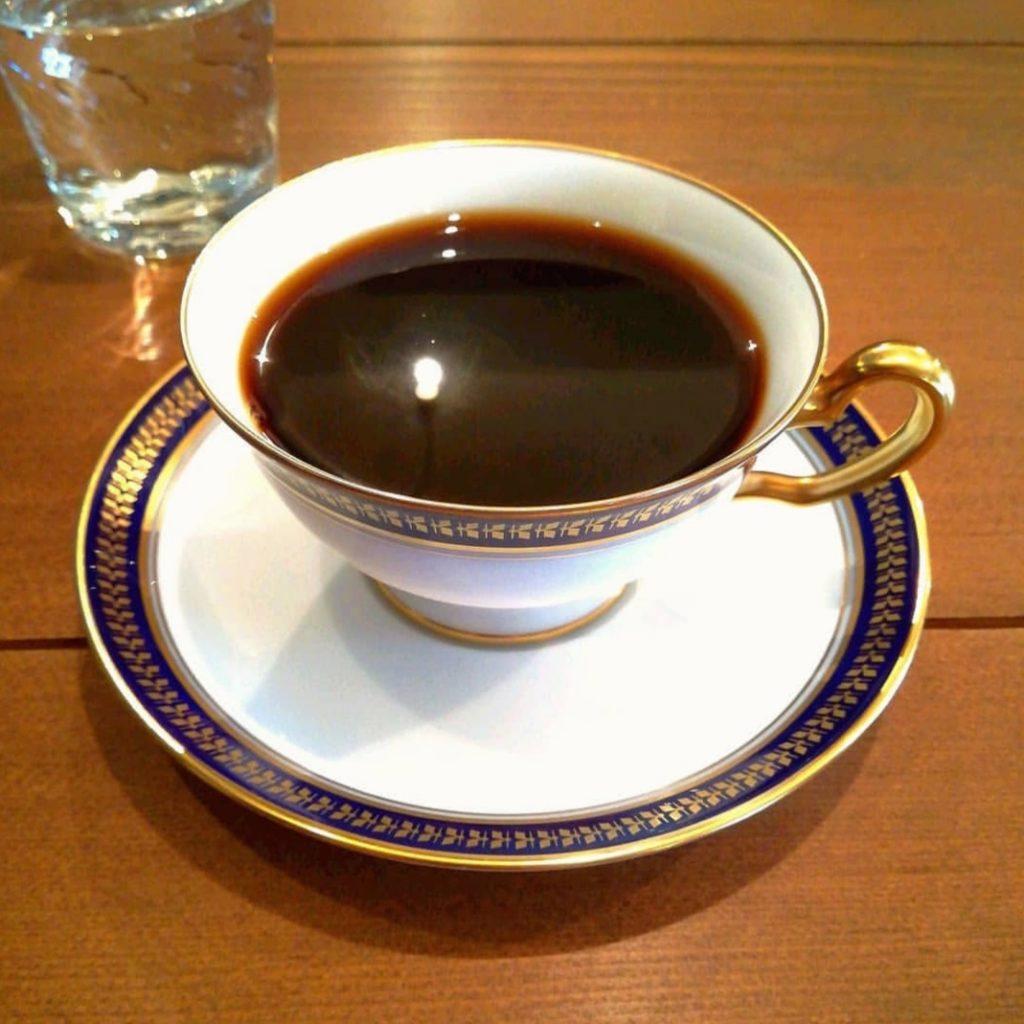 富士見ヶ丘コーヒー「慶珈琲」ブレンドコーヒー3番
