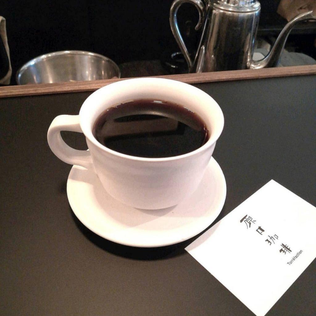 山口コーヒー「原口珈琲 Torréfaction」オリジナルブレンド0