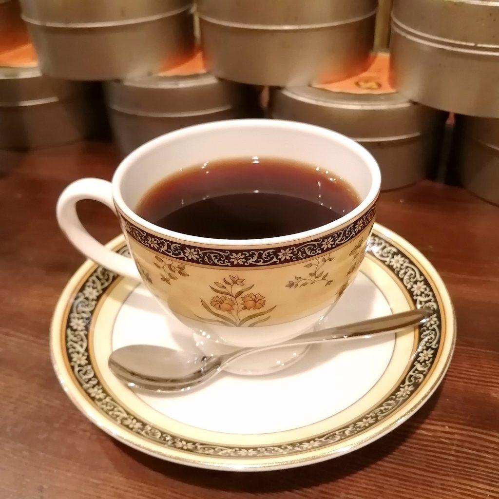 高円寺喫茶店「ポピンズ」コーヒー・ウルトラマンデリン