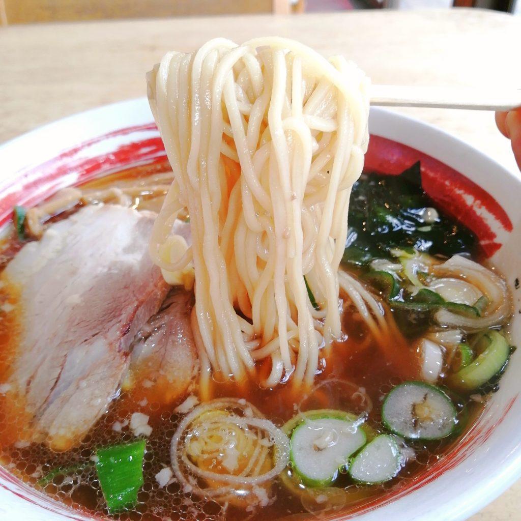 新高円寺ラーメン「タロー軒」ラーメン・麺