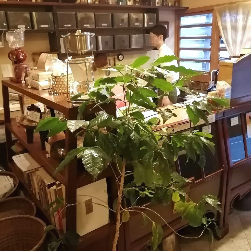福岡コーヒー「珈琲美美」1階店内