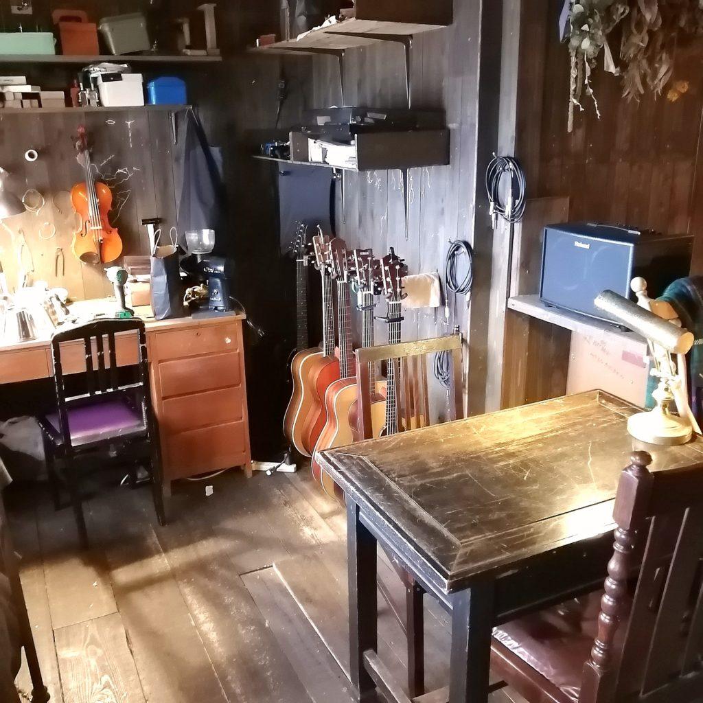 山口コーヒー「sonoda coffee」店内2