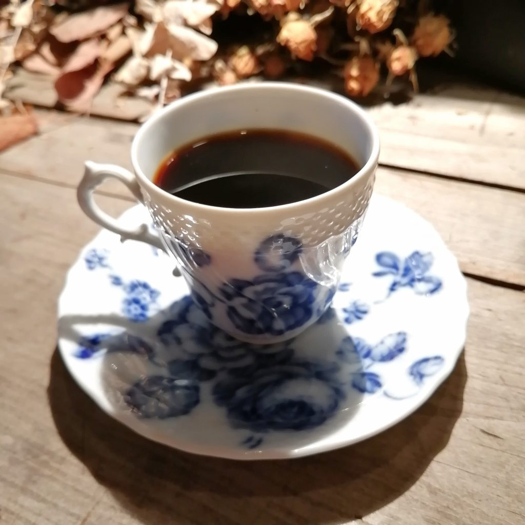 山口コーヒー「sonoda coffee」イブラヒムモカ・デミタス