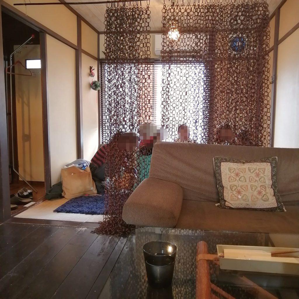 新高円寺カフェ「honohono cafe」店内・2階お座敷