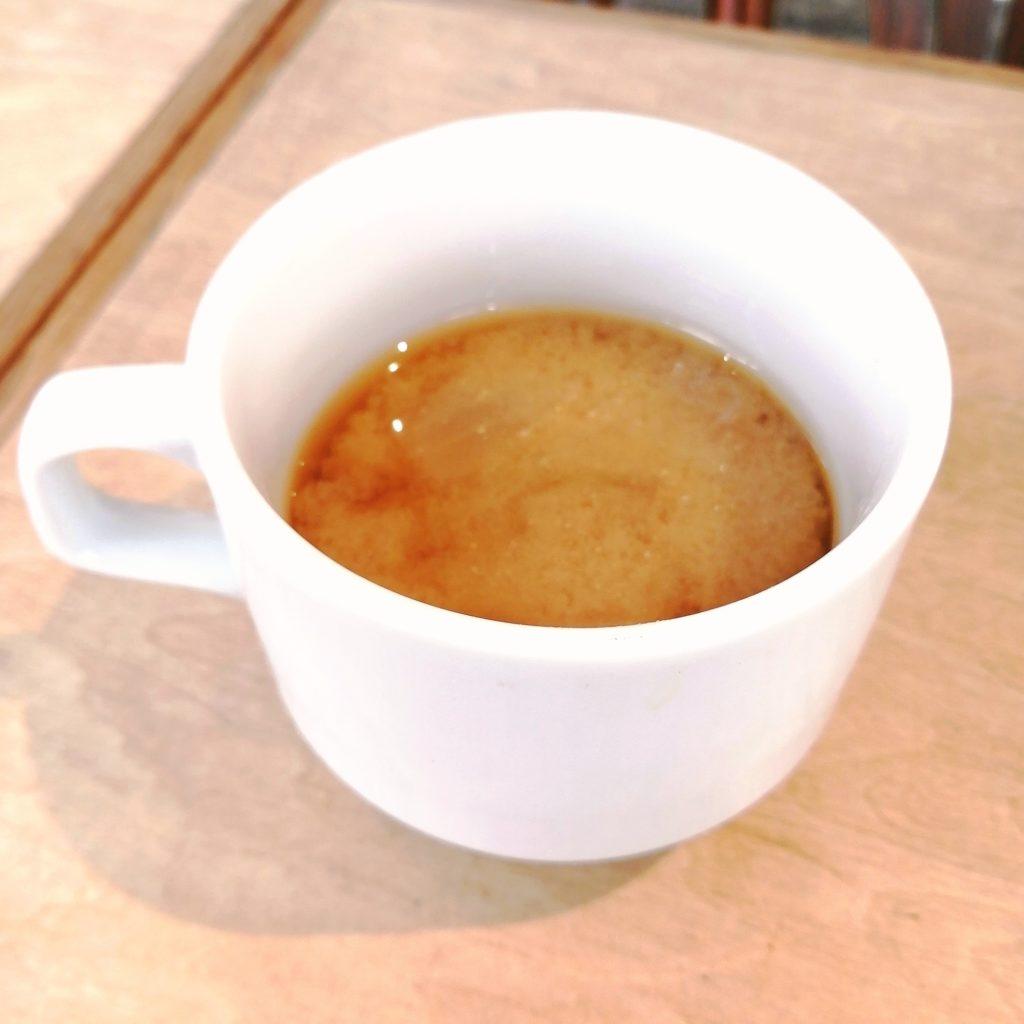 高円寺ステーキ「TEX MEX DINER バーボンハウス」お味噌汁