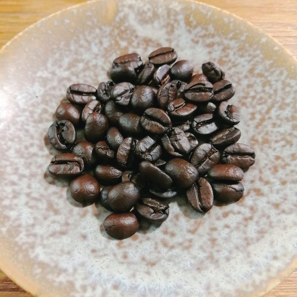 コーヒー焙煎「繁田珈琲焙煎倶楽部」2回目の焙煎・ブラジルジアマンチーナヨシマツ