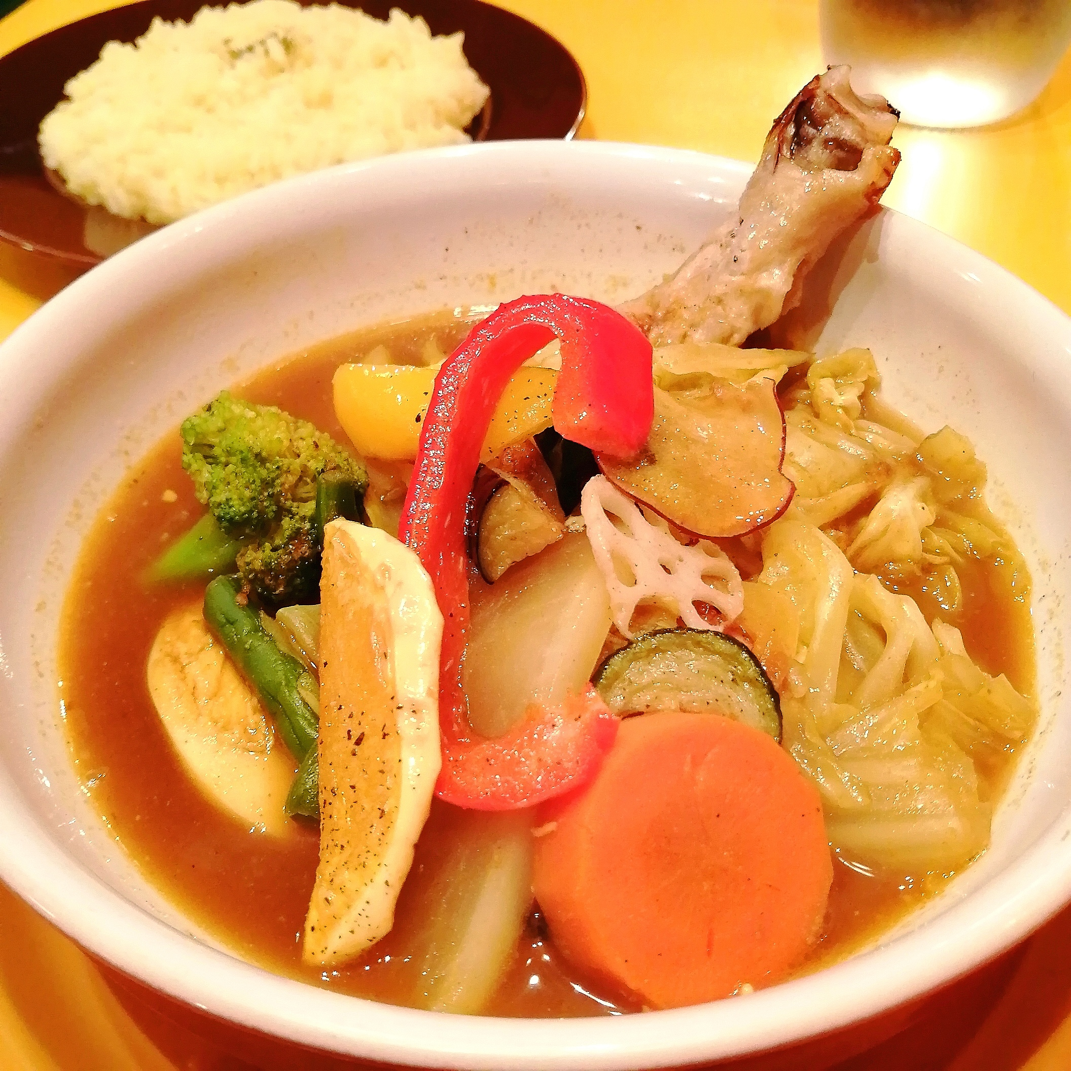 トリップ(SPICY SOUP CURRY BAR TRIP)