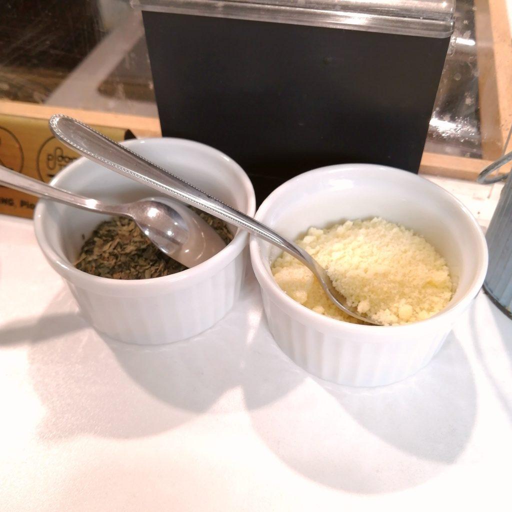 高円寺パスタ「HIDE」チーズと香辛料