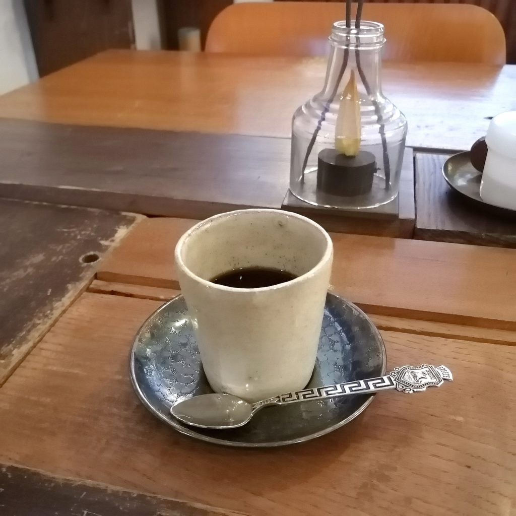 国分寺コーヒー「ねじまき雲・陽」メキシコ マヤビニック 深煎り デミタス