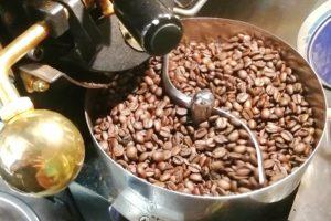 コーヒー焙煎「繁田珈琲焙煎倶楽部」