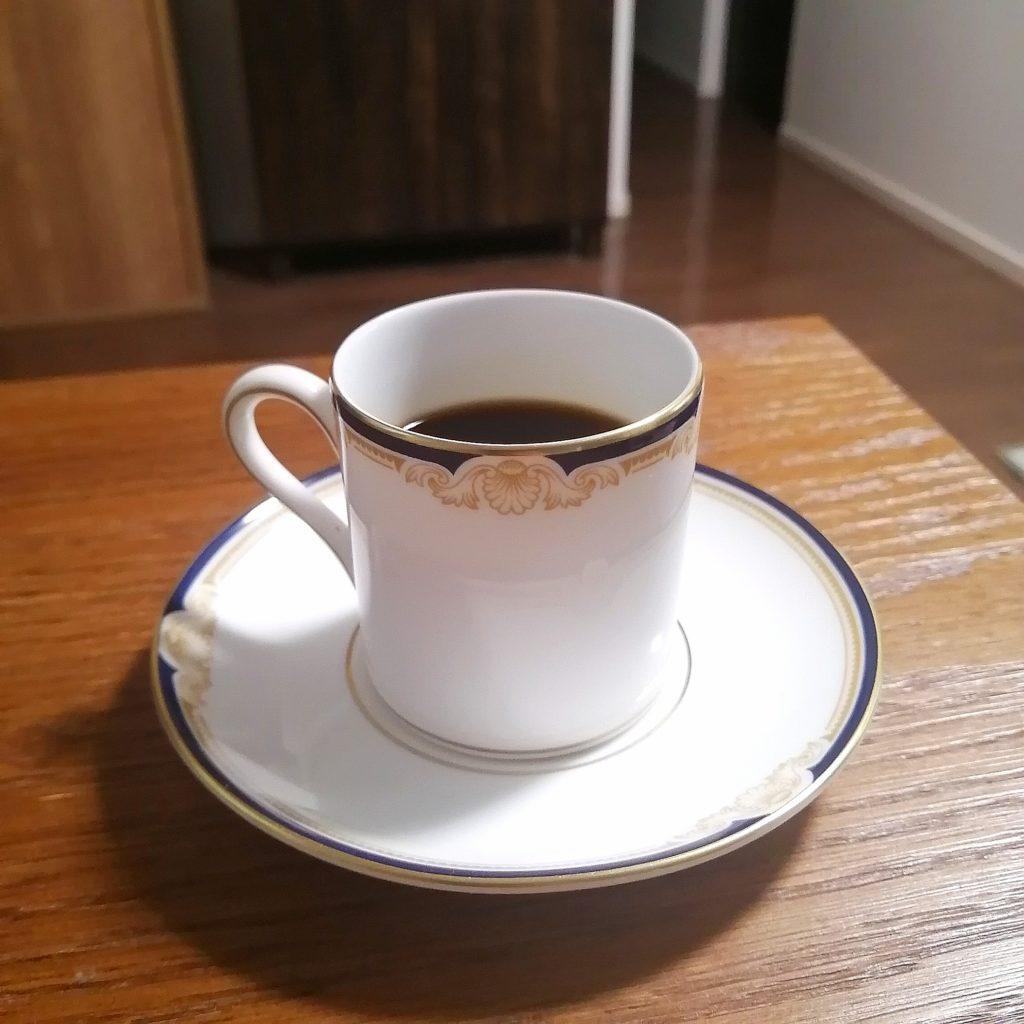 コーヒー焙煎「繁田珈琲焙煎倶楽部」焙煎豆をデミタス抽出