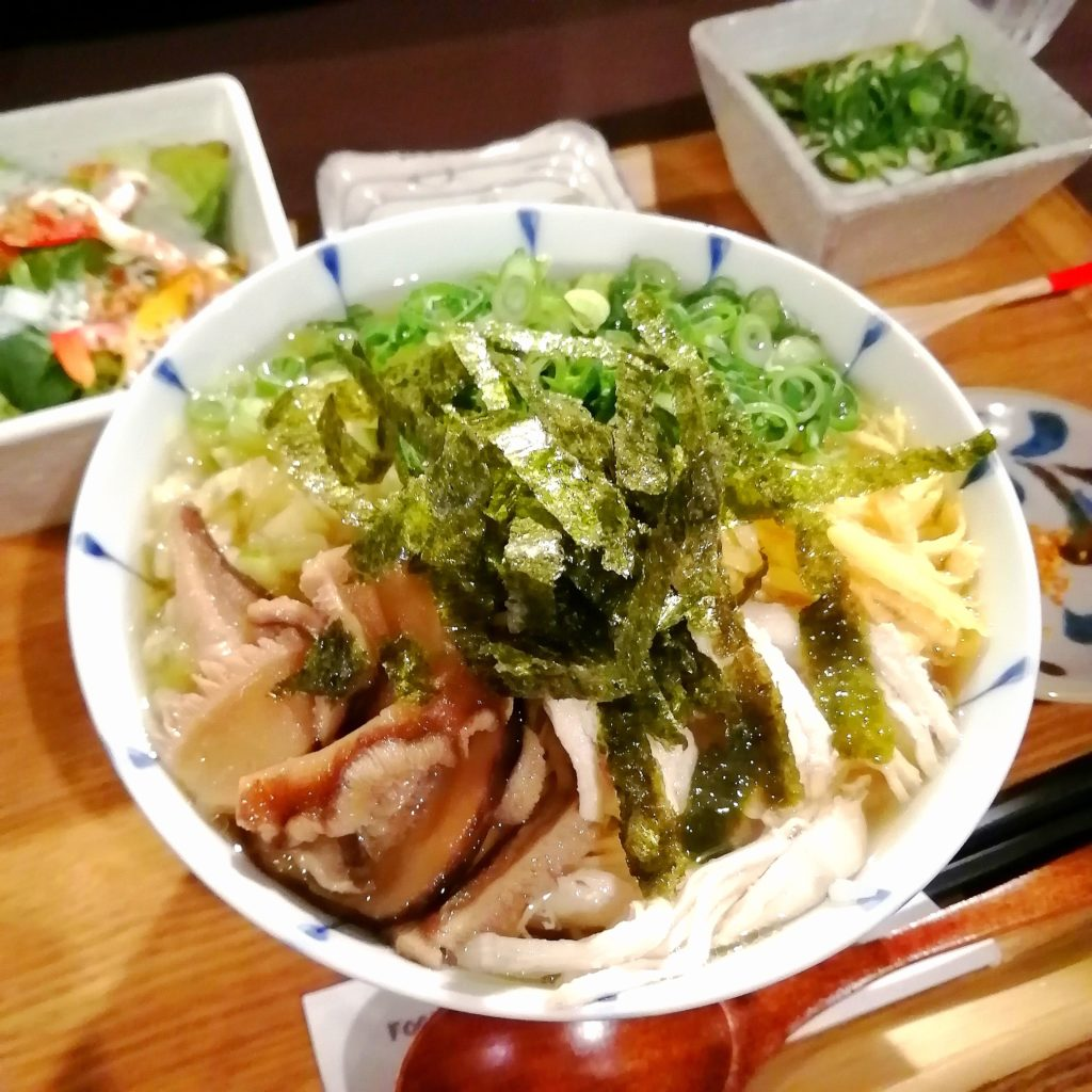 高円寺ランチ「Tege-Tege(テゲテゲ)」鶏飯丼定食