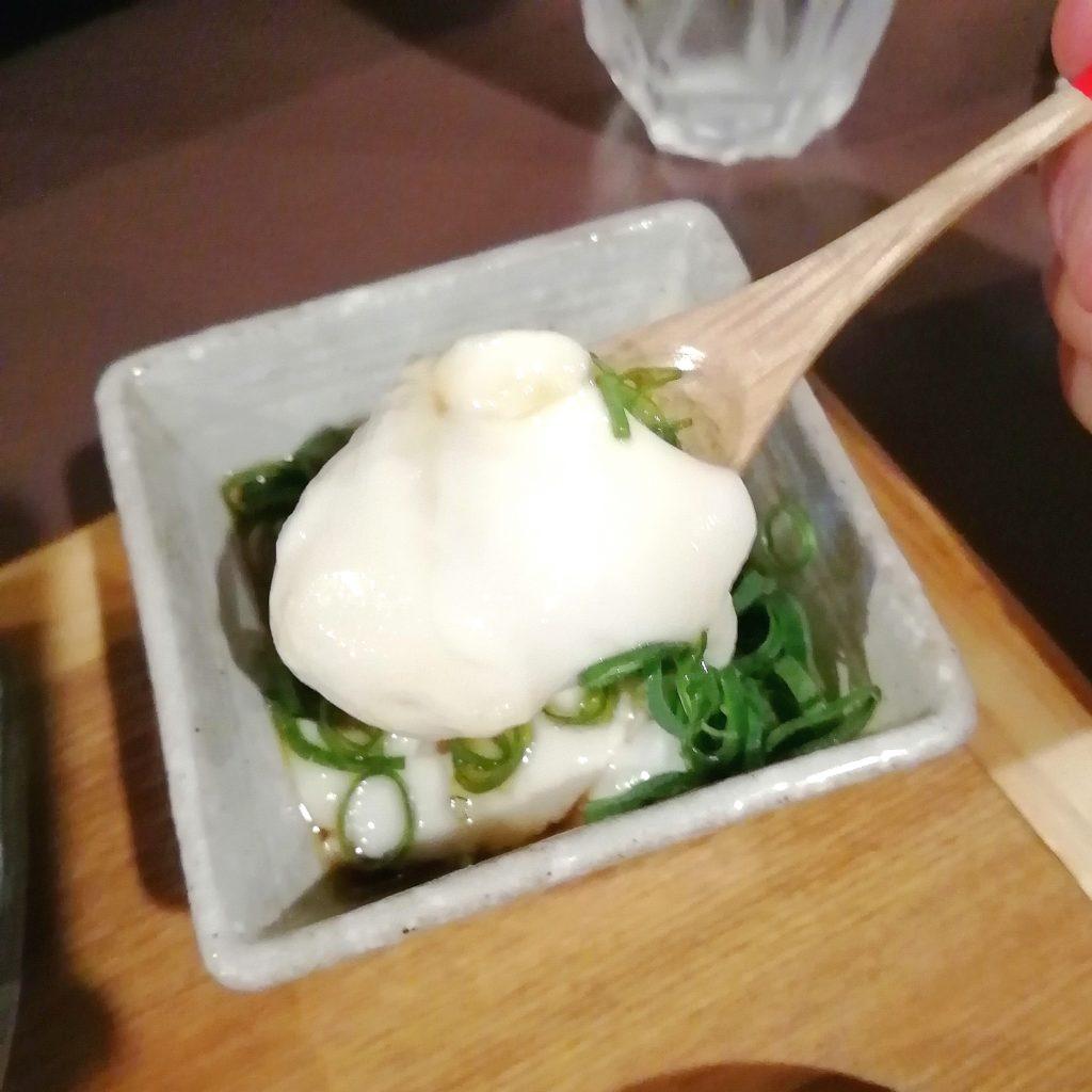 高円寺ランチ「Tege-Tege(テゲテゲ)」地豆豆腐