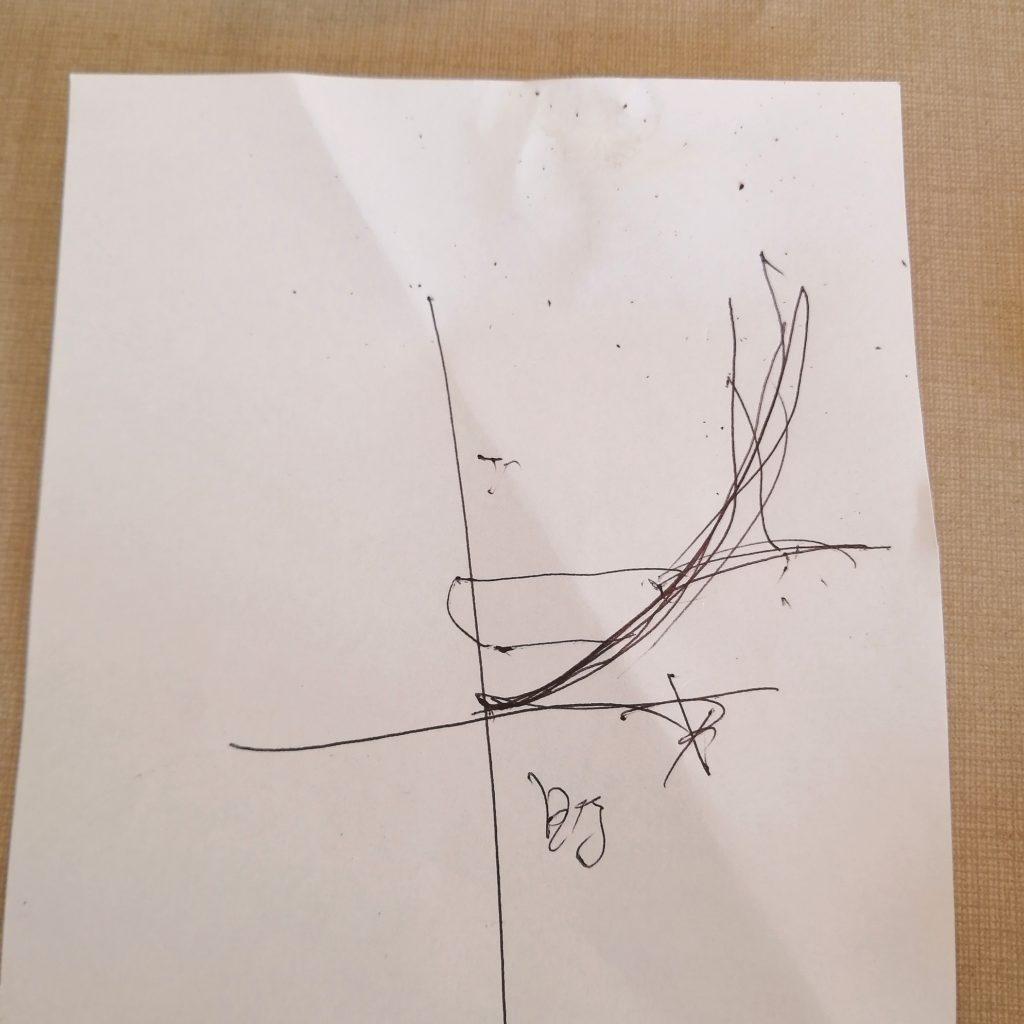 コーヒー焙煎「繁田珈琲焙煎倶楽部」コーヒー焙煎終盤イメージのメモ