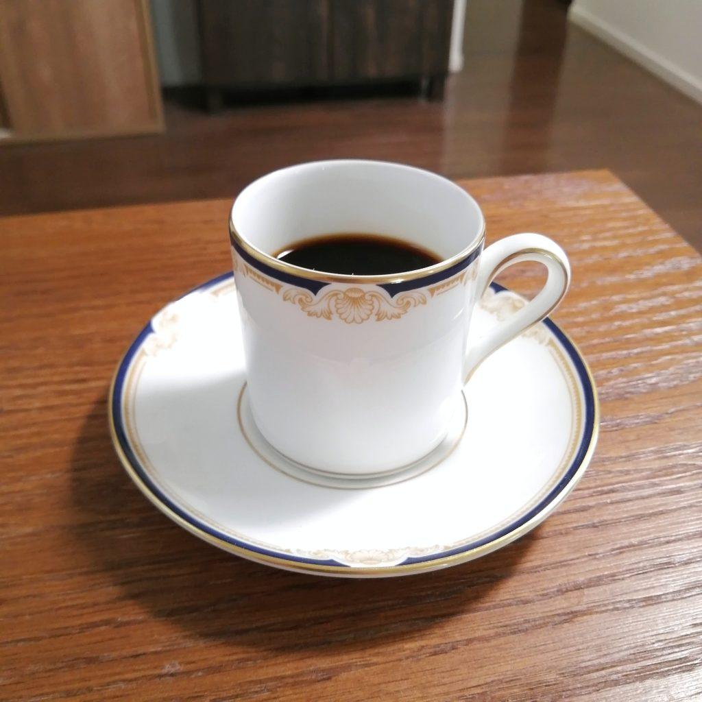 コーヒー焙煎「繁田珈琲焙煎倶楽部」デミタス抽出・実飲