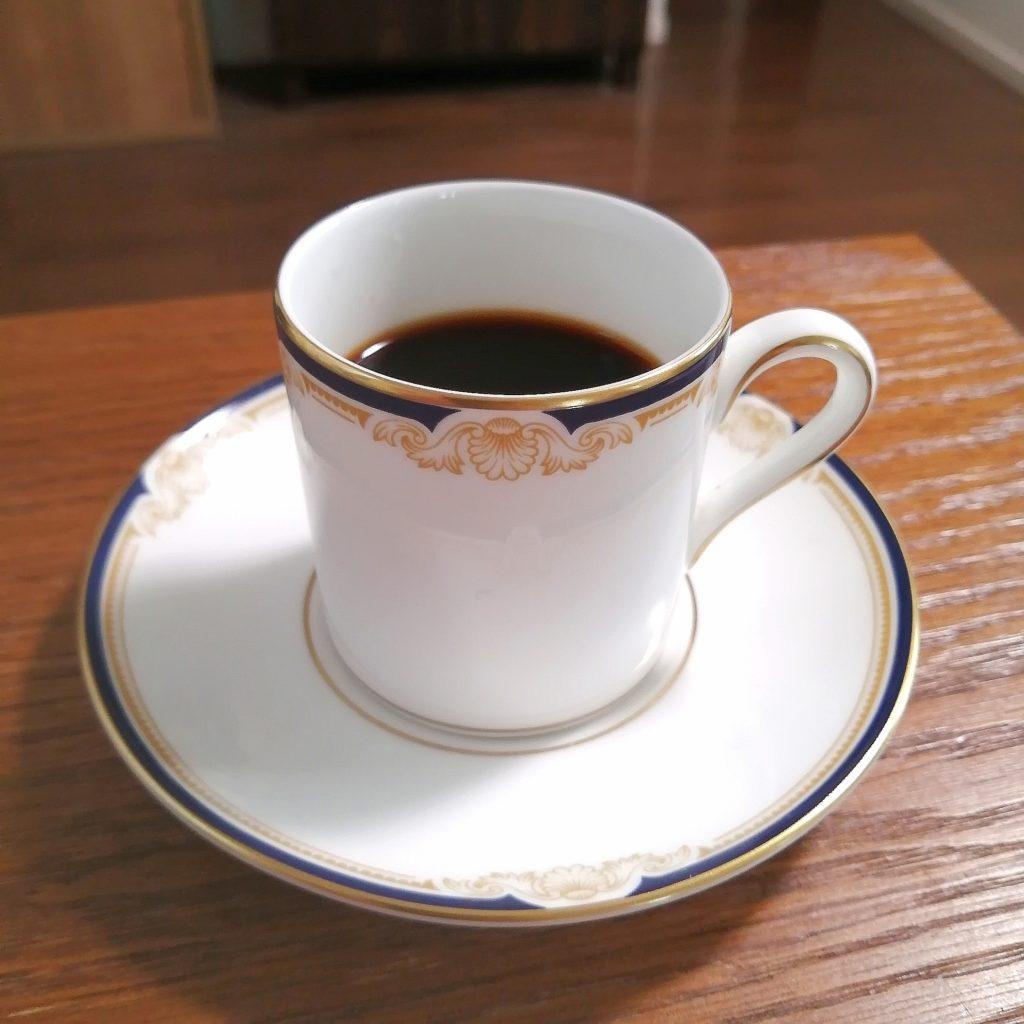 コーヒー焙煎「繁田珈琲焙煎倶楽部」デミタス抽出