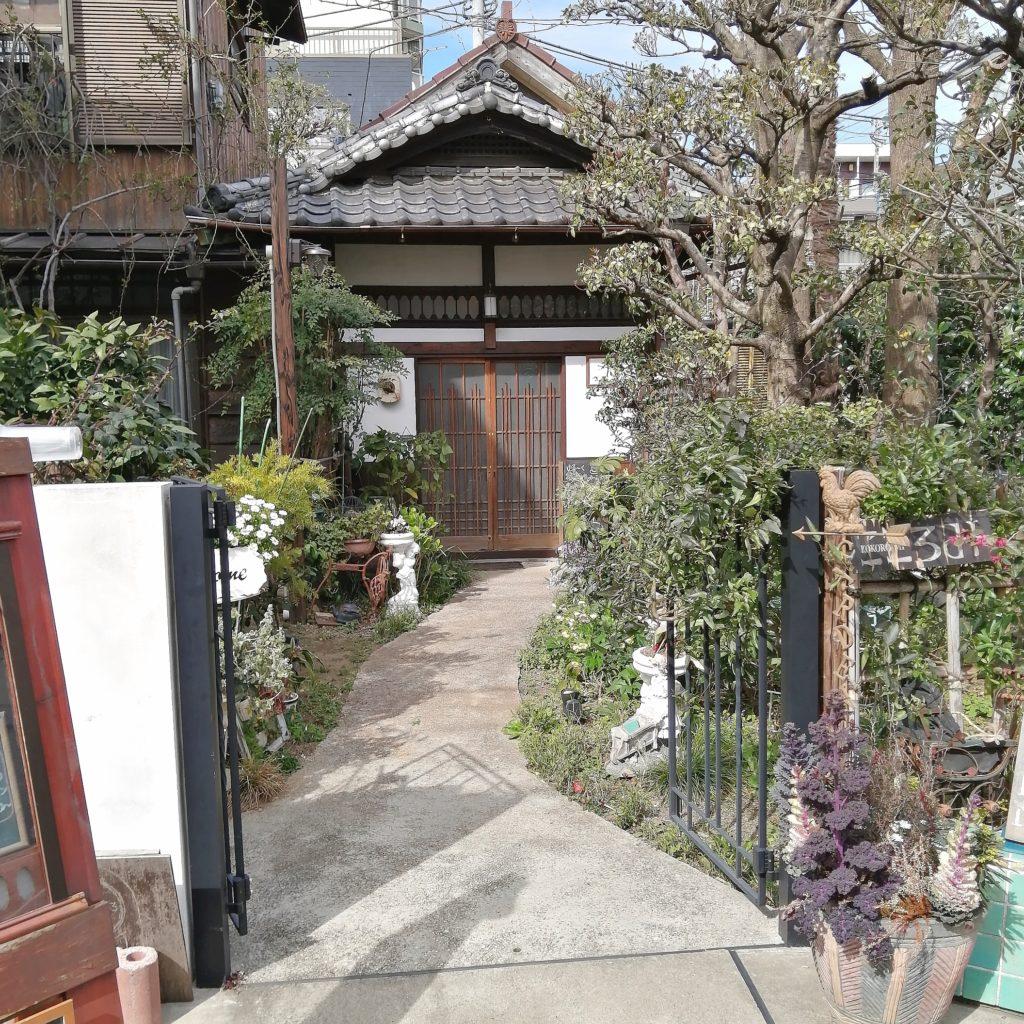 高円寺カフェ「こころみ」外観