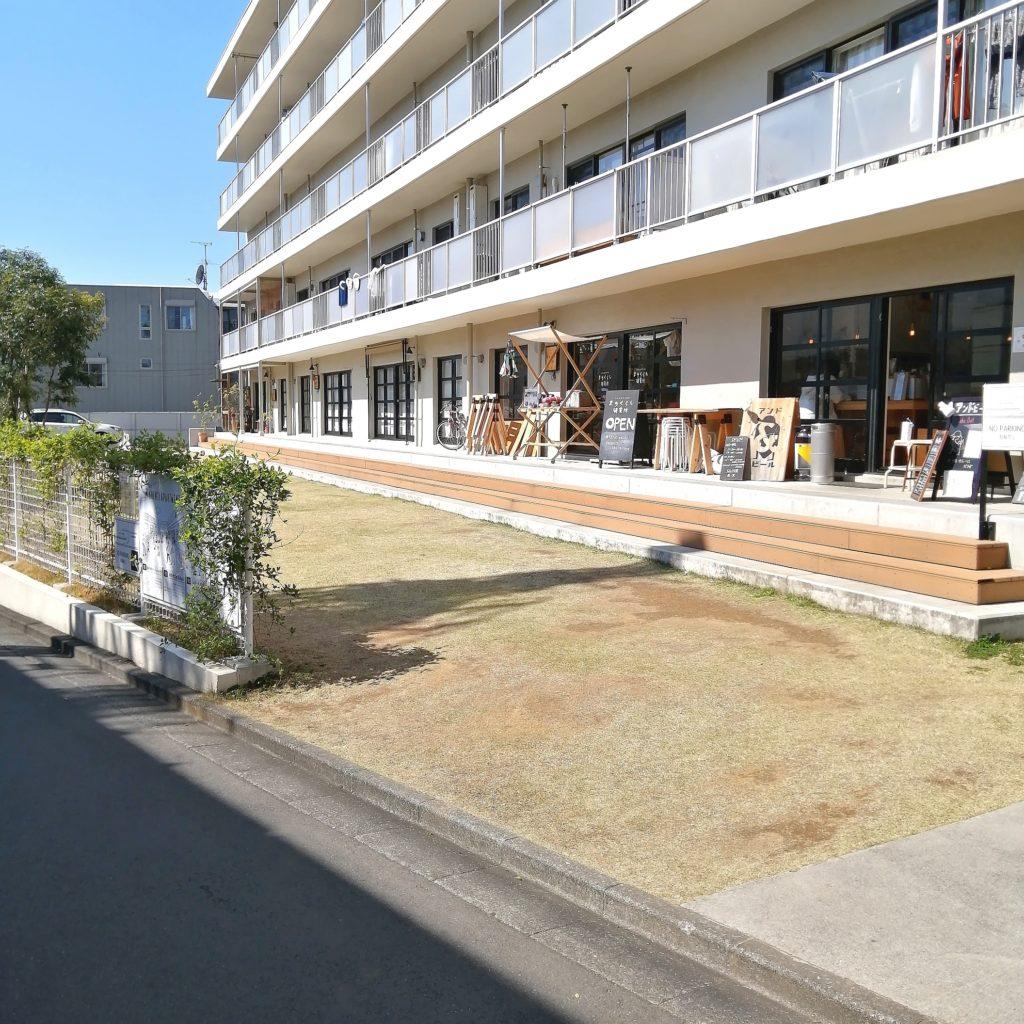 高円寺カレー「アンドビール」高円寺アパートメント