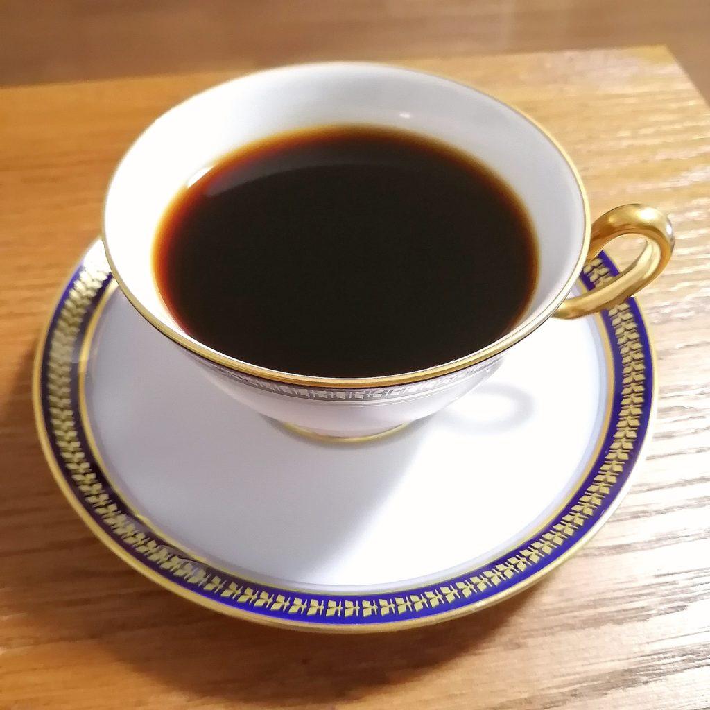 新高円寺コーヒー「珈琲店長月」ブレンドコーヒーを飲む