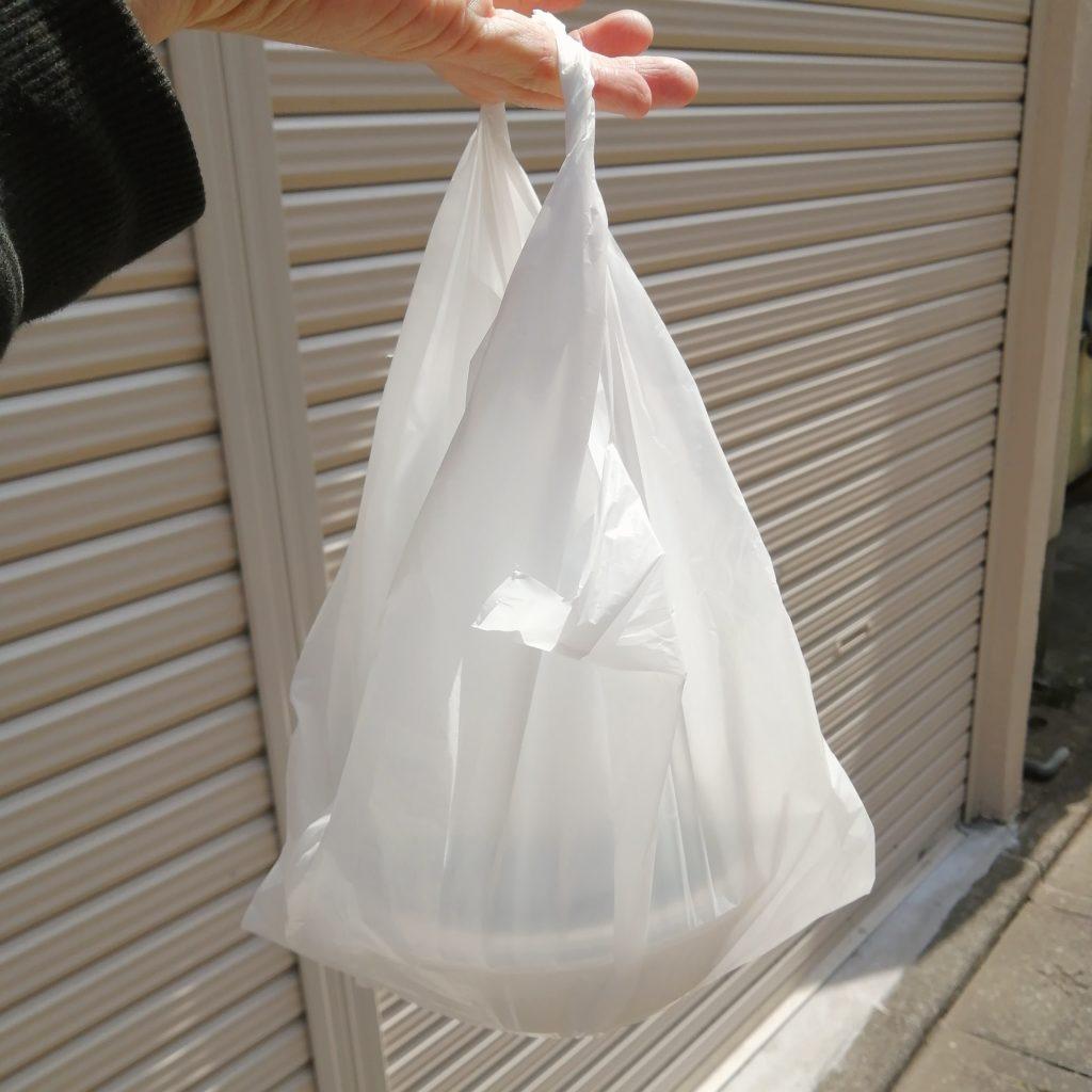 高円寺テイクアウト「焼貝あぶさん」丼購入
