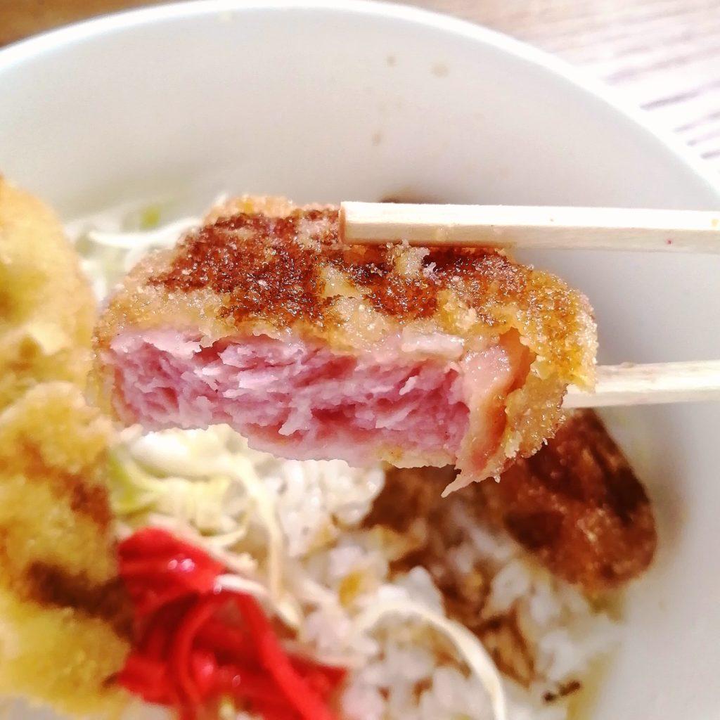 高円寺テイクアウト丼「串カツビリー」串カツ丼・ソーセージカツ