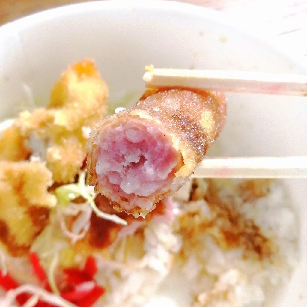 高円寺テイクアウト丼「串カツビリー」串カツ丼・ウインナーカツ