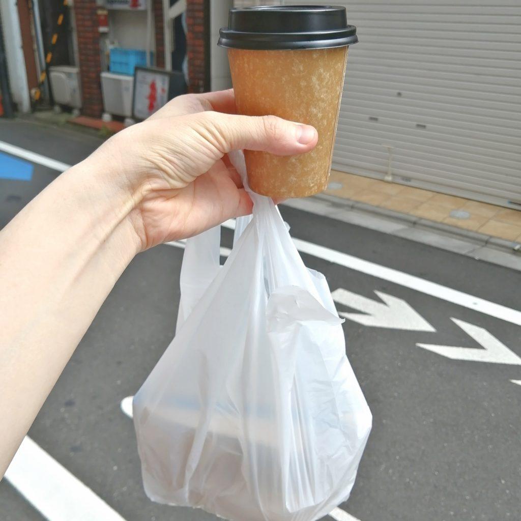 高円寺テイクアウト「Bear's Cafe Forest」購入