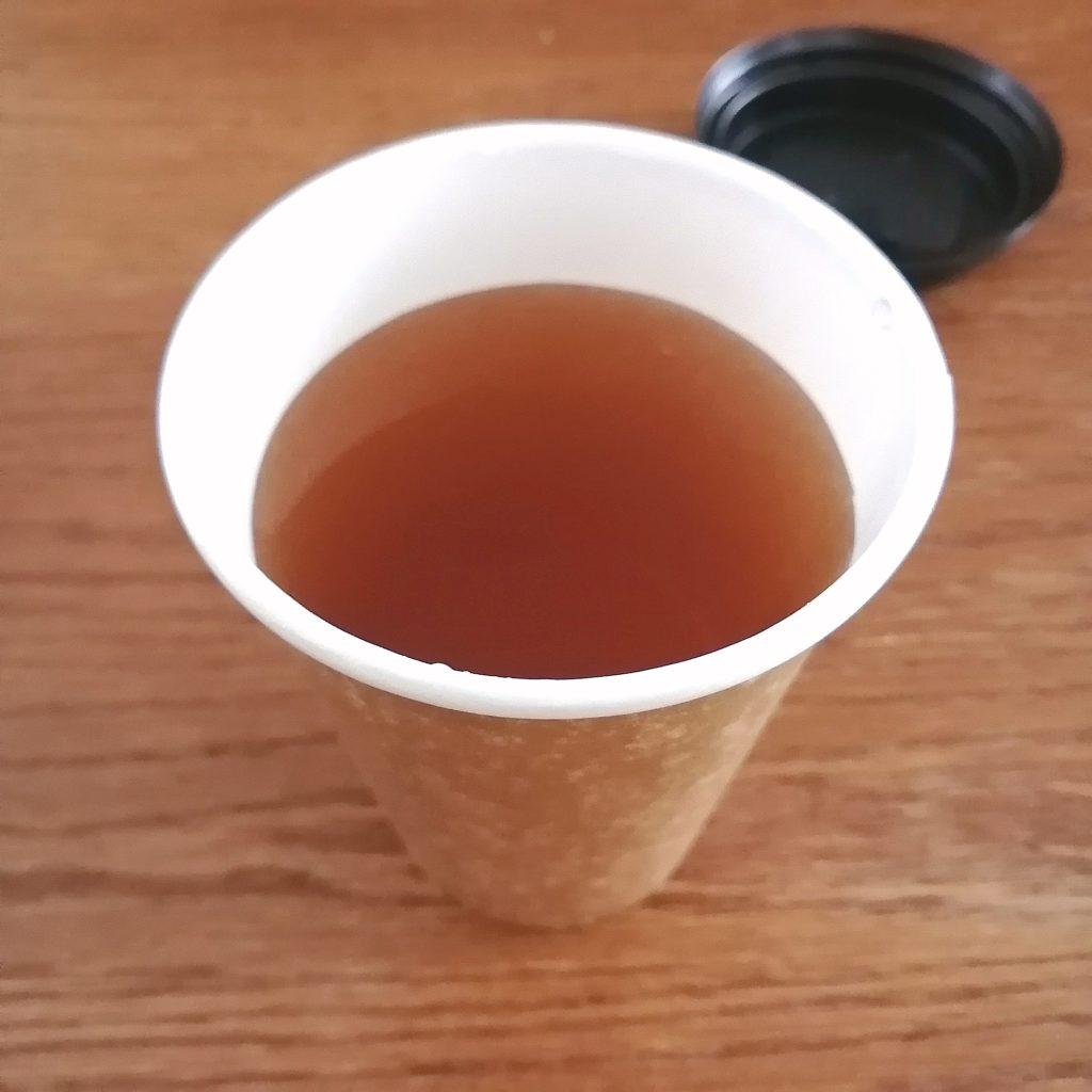 高円寺テイクアウト「Bear's Cafe Forest」日替わり弁当(お肉)・佐賀麦茶