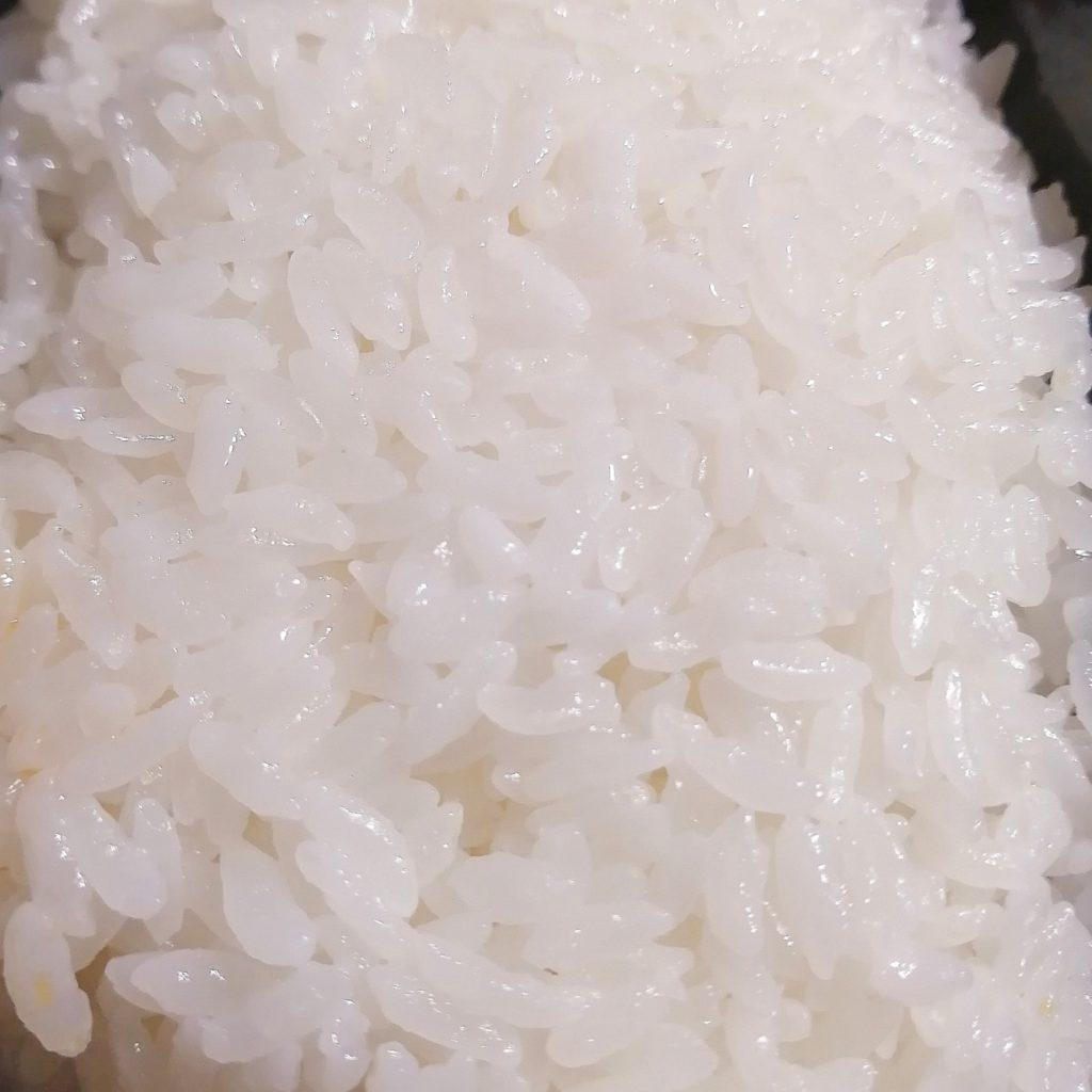 新高円寺テイクアウト「魚き食堂」日替わり3種盛り弁当・白米