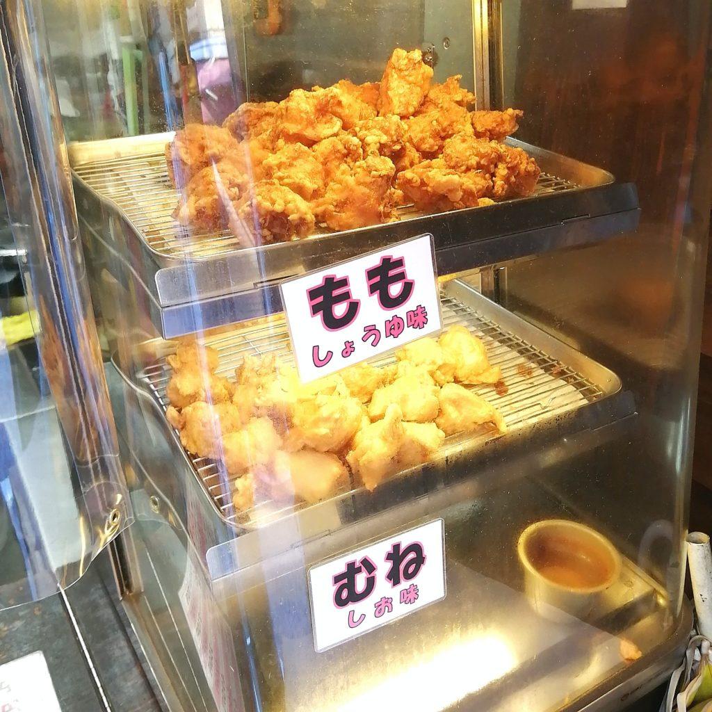 高円寺テイクアウト「まるから」唐揚げは2種類
