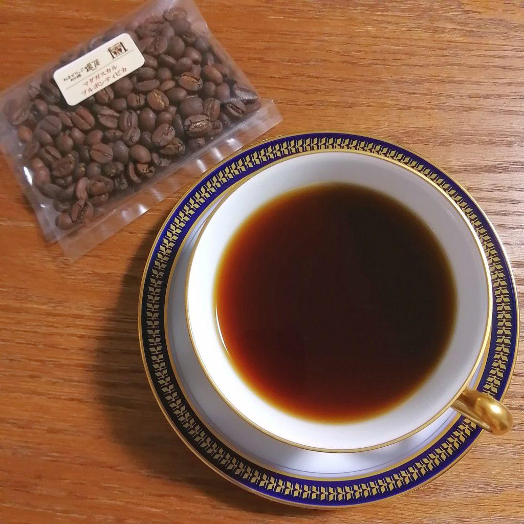 岩手・盛岡コーヒー豆「機屋」マダガスカル ブルボン ティピカ・実飲レビュー