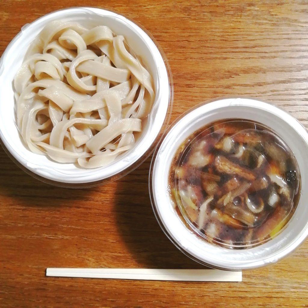 高円寺テイクアウト「とこ井」肉汁つけうどん