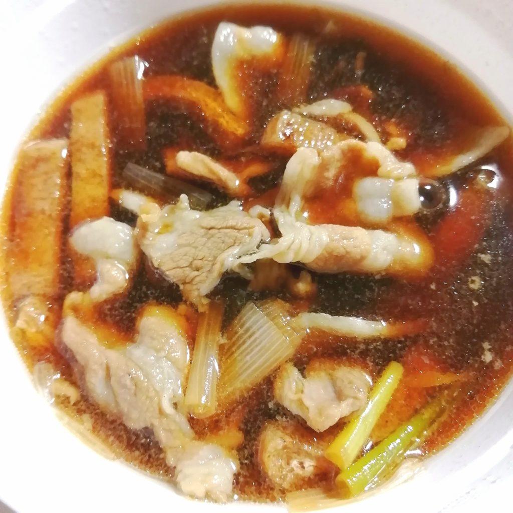 高円寺テイクアウト「とこ井」肉汁つけうどん・漬け汁