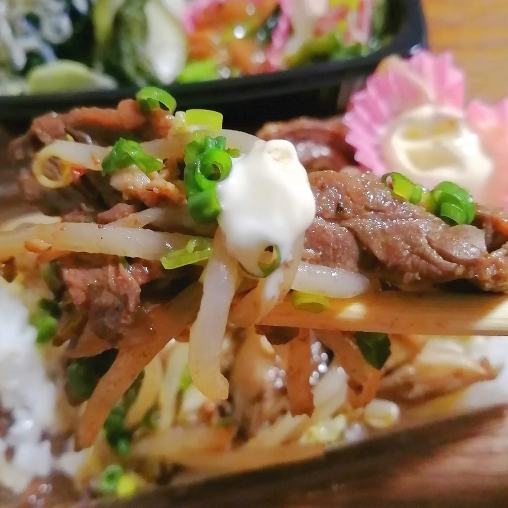 高円寺テイクアウト「ちょろりや金魚」ちょろきん弁当・牛ハラミ炒め実食