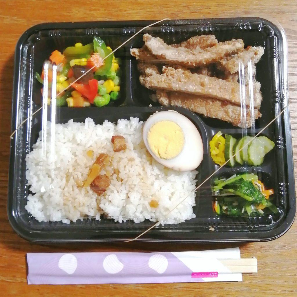 高円寺テイクアウト「39茶」パーコー弁当