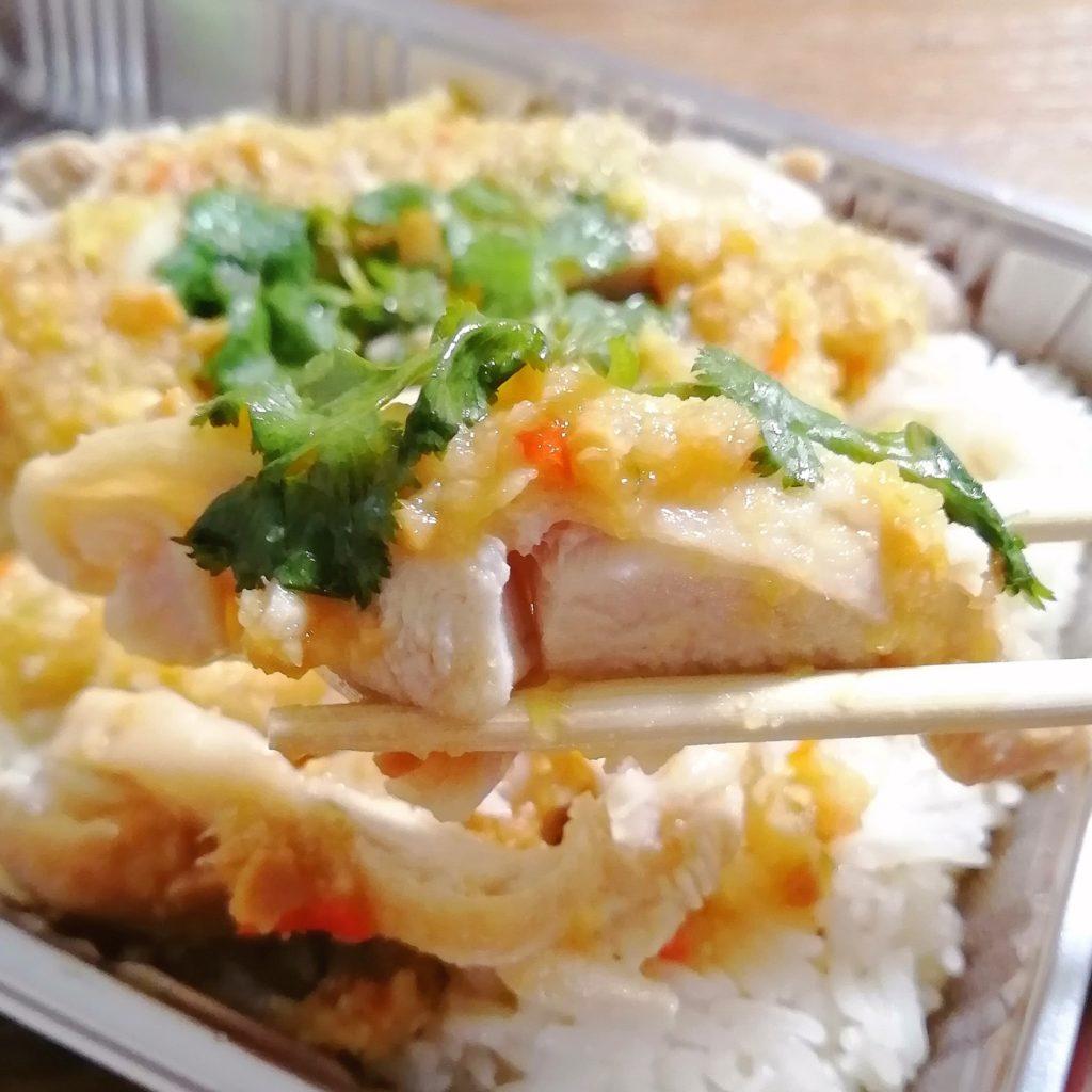 高円寺テイクアウト「SABAI」カオマンガイ・実食