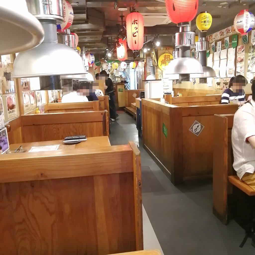 高円寺テイクアウト「たまには焼肉」店内