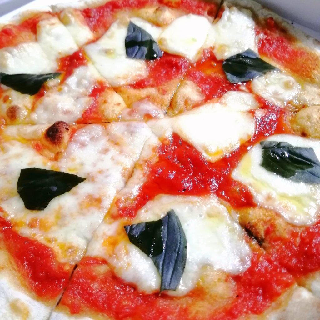高円寺テイクアウト「PizzayA」マルゲリータ