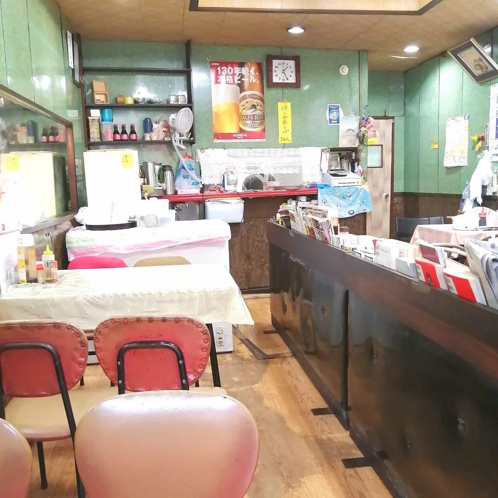 新高円寺テイクアウト「登龍園」店内